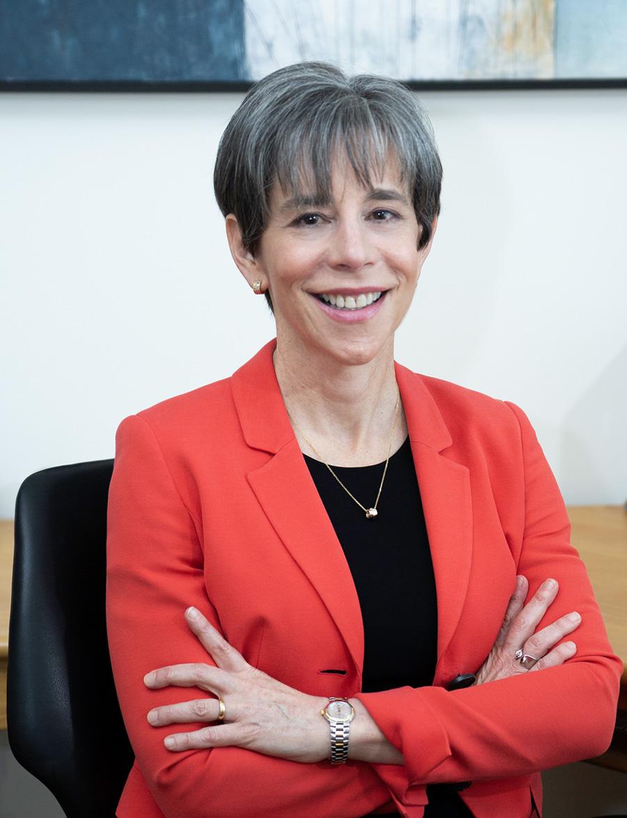 Rachel Sherman, Board Member