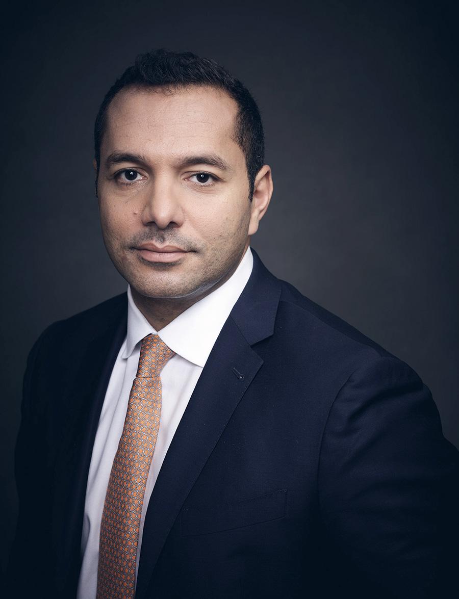 Andrew ElBardissi, Board Member