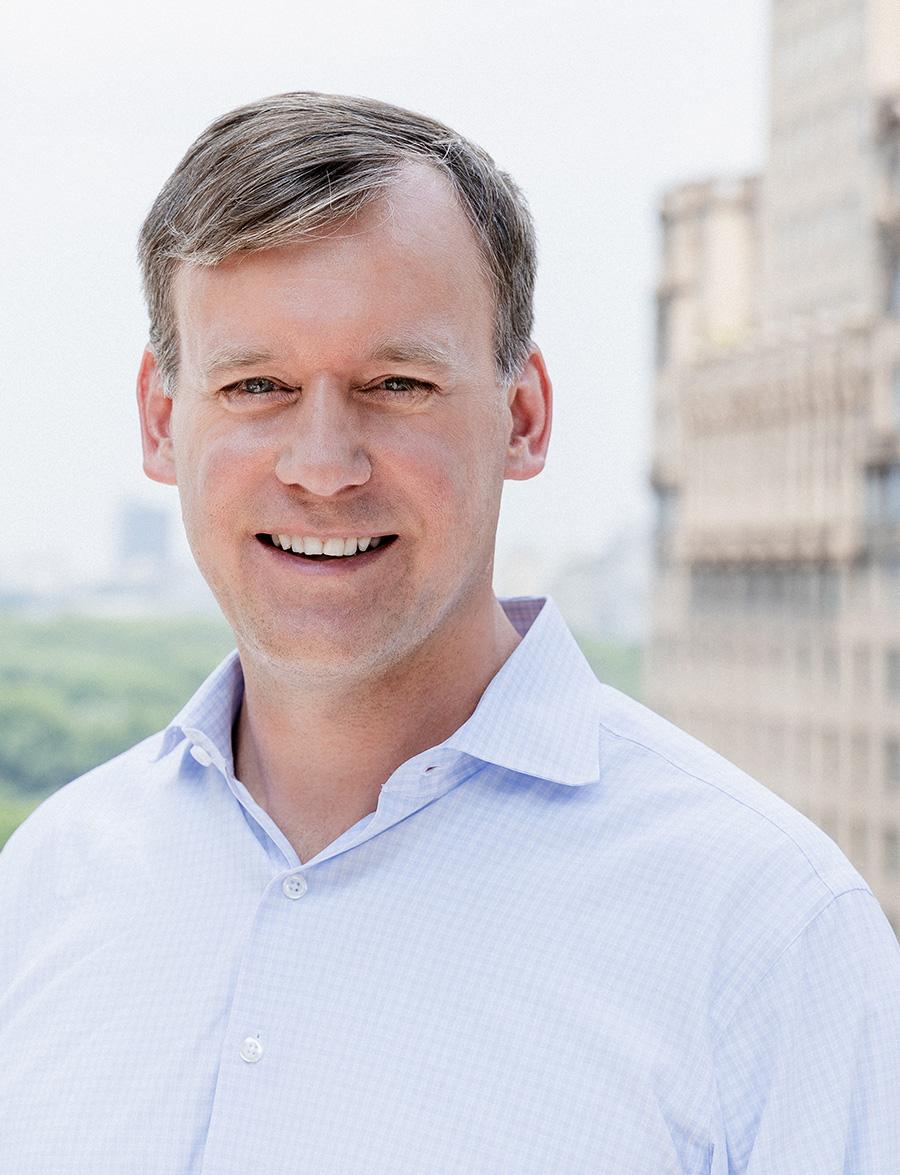 Andrew Adams, Board Advisor
